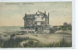 Coxyde - Saint-Idesbald-lez-Furnes - L' Hôtel Des Dunes - Koksijde