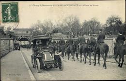 CPA Issy Les Moulineaux Hauts De Seine, Champ Des Manoeuvres, La Porte De Sèvres - Andere Gemeenten