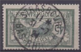 Cachet Strasbourg Bas Rhin Sur Merson 45 C (timbre Vendu Pour Son Oblitération) - Ohne Zuordnung