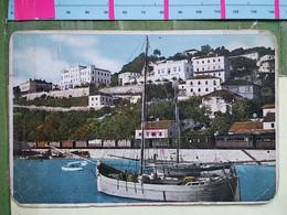 KOV 5-30 - HERCEG NOVI, HERCEGNOVI, MONTENEGRO, Ship, Bateau, Railway, Train, Travel 1930 - Montenegro