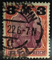DEUTSCHES REICH 1921 - Canceled - Mi 155 - 3M - Gebruikt