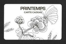 Carte Cadeau  PRINTEMPS.   Noël 2020.   Gift Card.  Geschenkkaart.  Tarjeta Regalo. - Gift Cards