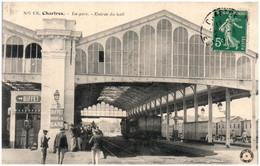 28 CHARTRES - La Gare - Entrée Du Hall - Chartres
