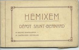 10 Kaarten Hemixem Hemiksem Het Depot St-Bernard ( O.a. Statie Ezv. ) - Hemiksem