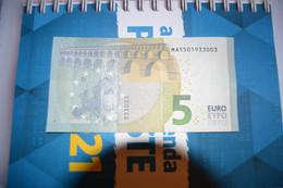 5 EURO - M007 A4 - PORTUGAL M007A4 (MA5501933003) UNC FDS NEUF - 5 Euro