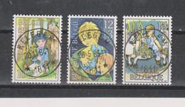 COB 2151 / 2153 Centraal Gestempeld Oblitération Centrale Sterstempel Cachet étoile RELEGEM - Used Stamps