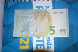 5 EURO - M007 B4 - PORTUGAL M007B4 (MA5506932818) UNC FDS NEUF - 5 Euro