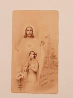 Carte Souvenir De La Première Communion Cathédrale De Monaco 3 Juin 1943 - Religión & Esoterismo