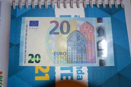 20 EURO U032 I6 - FRANCE -  UF3796234837 - UNC FDS NEUF - 20 Euro