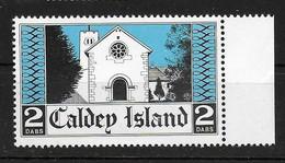 Cinderella Reklamemarke Vignet Caldey Island - Fantasy Labels