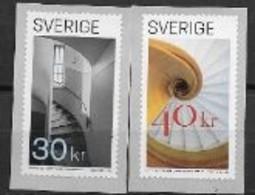 Suède 2020 Timbres Neufs Escaliers - Nuovi