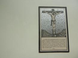Doodsprentje  (  4635 )  Fiems  /  Duyvejonck    -    Meulebeke     1917 - Décès