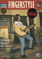 Beginning Guitar Method ## FINGERSTYLE ##: The Complete Fingerstyle Guitar Method - Author: LOU MANZI. - CD
