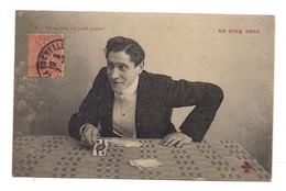 PARTIE DE CARTES - EN CINQ SECS ...Tu As Bien Un Petit Pique ! - Cartes à Jouer