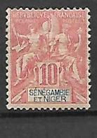1349 Sénégambie Niger Timbre Neuf * - Nuevos
