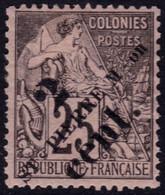 ✔️ St. Pierre Et Miquelon 1891/1892 - Dubois Avec Surcharge - Yv. 40 * MH - €15 (4) - Nuovi
