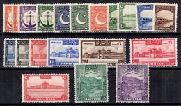 Pakistan YT N° 24/43 Neufs *. B/TB. A Saisir! - Pakistan