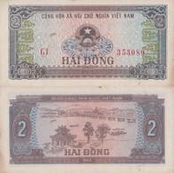 Viet Nam / 2 Dông / 1980 / P-85(a) / XF - Vietnam