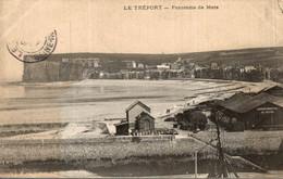 LE TREPORT  PANORAMA DE MERS - Le Treport