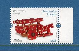 ⭐ Açores - Europa - YT N° 591 ** - Neuf Sans Charnière - 2015 ⭐ - 2015