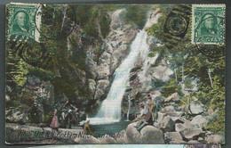 White Mts. N.H. PINKHAM ? GLEN ELLIS FALL  - Laq104 - White Mountains