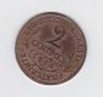2 Ct Dupuis 1914    Sup - B. 2 Centimes