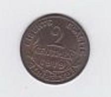 2 Ct Dupuis 1919    Spl - B. 2 Centimes