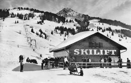 Kurort Oberiberg - Skilift - SZ Schwyz