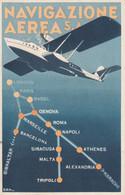 Aviazione - Genova - S.A. Navigazione Aerea - - 1919-1938