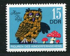 SALE  Germany Democratic Republic 1972 Mi. 1807-1812  Mushrooms(1809)  MNH - Funghi