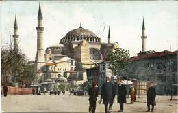 CONSTANTINOPLE - Ste Sophie - Oblitération De 1909 - Turkey