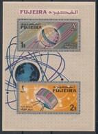 Fujeira - 1966 - N°Mi. Bloc 4A - Satellites - Neuf Luxe ** / MNH / Postfrisch - Fudschaira