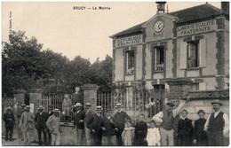 89 SOUCY - La Mairie - Soucy