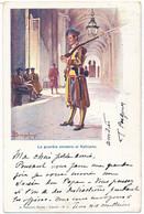 2c.742.  ROMA - Città Del Vaticano - La Guardia Svizzera... - Illustrata Bianchini - 1904 - Vatican