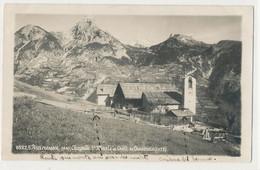 05- Hautes Alpes -   Bramousse Chapelle Ste Sainte Marie Et Crête De Croseras Près Ceillac Guillestre Arvieux Abries - Otros Municipios