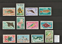 Somalia, Fauna 1959, Mi. € 60.-, MNH** (61k) - Somalië (1960-...)