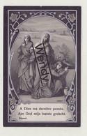 Zuster Maria Van De Voorde  °Ramsdonck 1885   +Brasschaat 1918 - Imágenes Religiosas