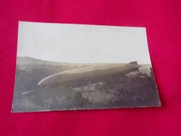 CARTES POSTALE PHOTO  ANCIENNE BOURBONNE LES BAINS 52 LE  L 49 ABATTU OCTOBRE 1917 - Bourbonne Les Bains