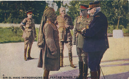 MILITARY - DAILY MAIL BATTLE PICTURES - COLOURED 6 - Guerra 1914-18