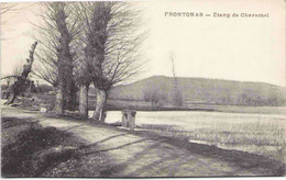 38 - FRONTONAS - Etang De Charamel - Other Municipalities