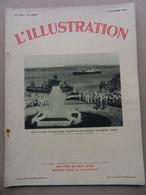 HEBDOMADAIRE L ILLUSTRATION N°4728 DU 14 OCTOBRE 1933-NOMBREUSES PUBLICITES - 1900 - 1949