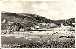 CPA Jersey Kanalinseln, Greve De Leco, Strandpartie, Häuser - Other