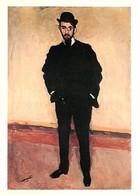 Art - Peinture - Albert Marquet - Portrait D'André Rouveyre, 1904 - CPM - Voir Scans Recto-Verso - Paintings