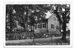 8591  SILBERHAUS IM FICHTELGEBIRGE  ~ 1935 - Sonstige