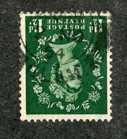 GB 858 1953  Mi.# 259z  Offers.. Angebot Wilkommen! - Gebraucht