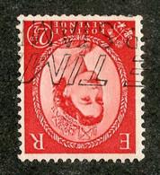 GB 881 1952  Mi.# 261z  Offers.. Angebot Wilkommen! - Gebraucht