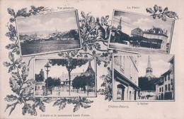 Genève Chêne-Bourg GE (7.6.1911) - GE Ginevra