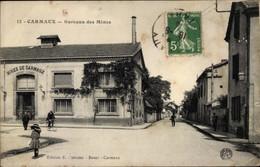 CPA Carmaux Tarn, Bureaux Des Mines - Altri Comuni