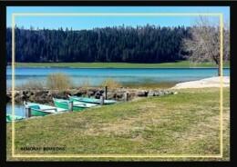 25  REMORAY  BOUJEONS  ... Le Lac Et Les Barques - Altri Comuni