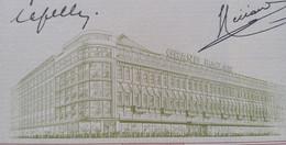 Grand Bazar De La Place Saint-Lambert Liege 1950 Deco - Sin Clasificación